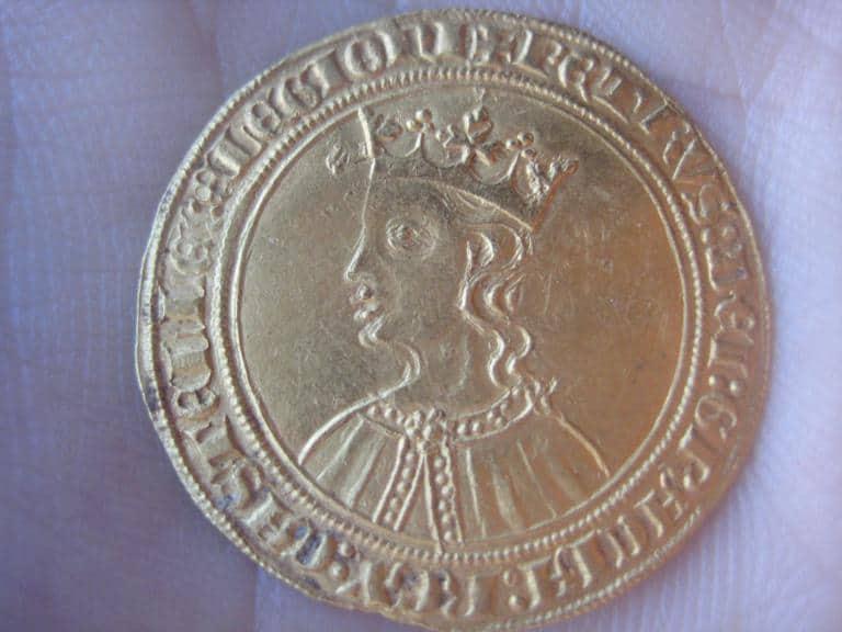 dobla Pedro I Sevilla