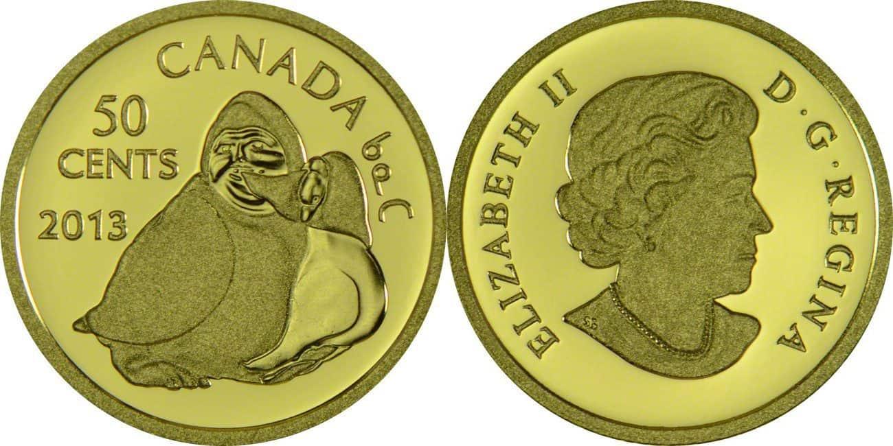 La moneda más fea de 2013