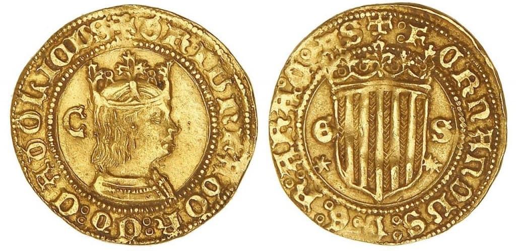 ducado Zaragoza Ferran II