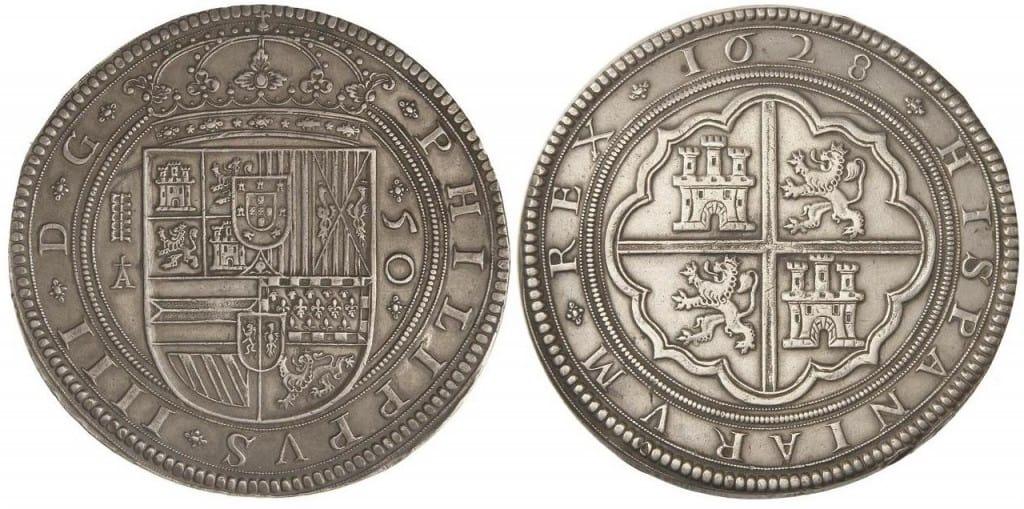 cincuentín 1628