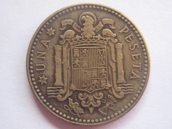 1 peseta 1947*51