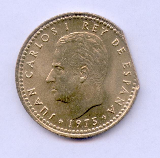 Monedas con final de riel