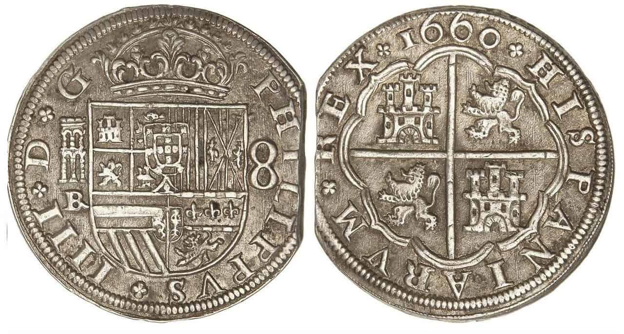 8 reales Segovia final de riel