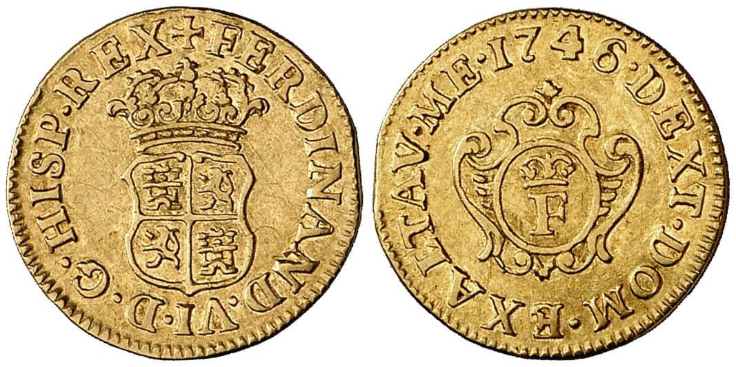 medalla Carlos III final de riel