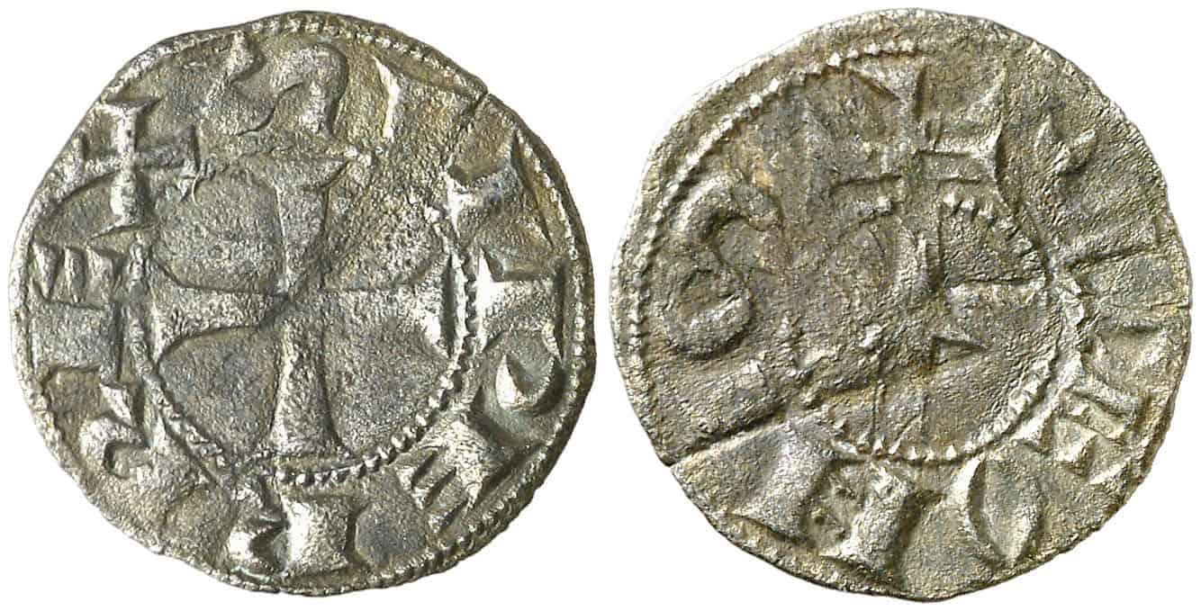 dinero Alfonso VII