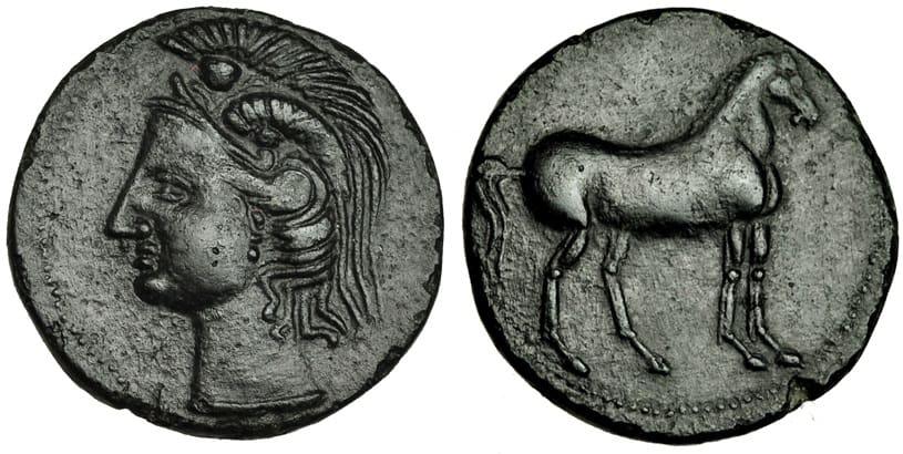 moneda púnica