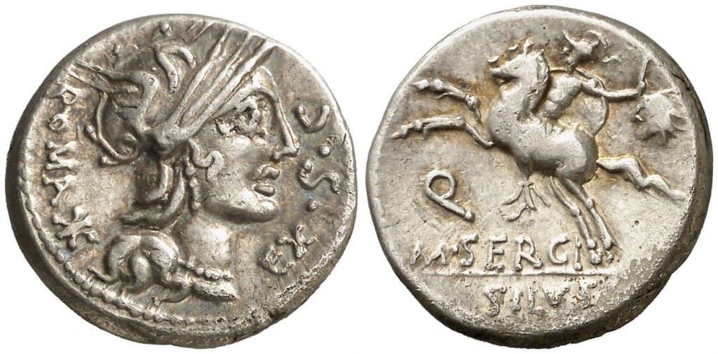 denario Sergio Silo