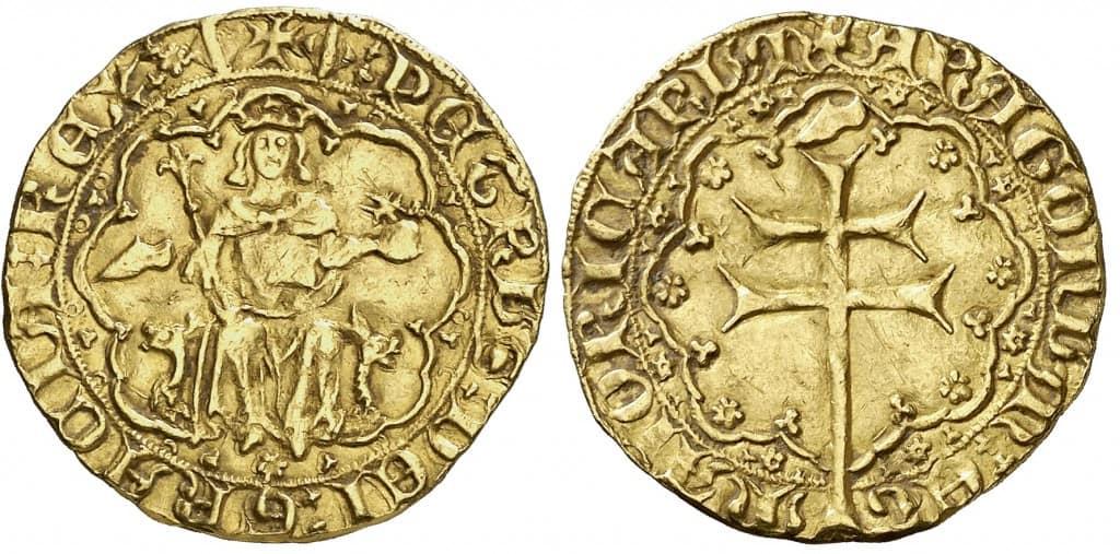 real de Mallorca de Pedro IV