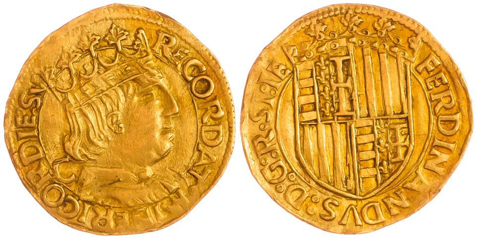 ducado Nápoles Fernando I