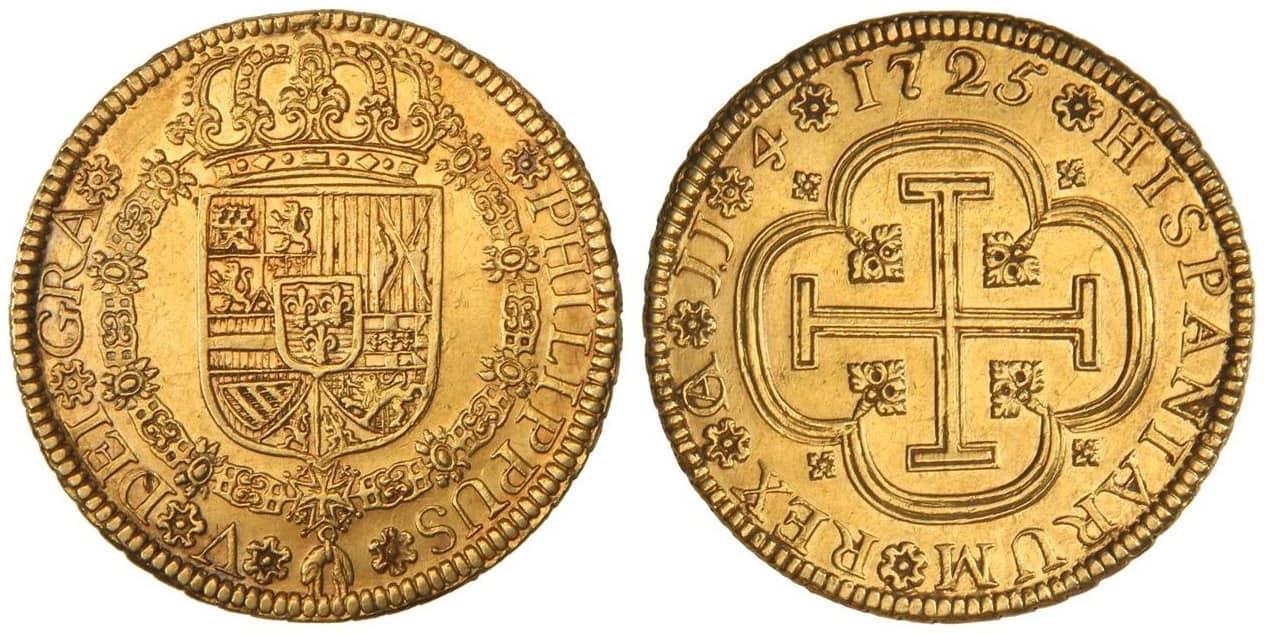4 escudos Cuenca