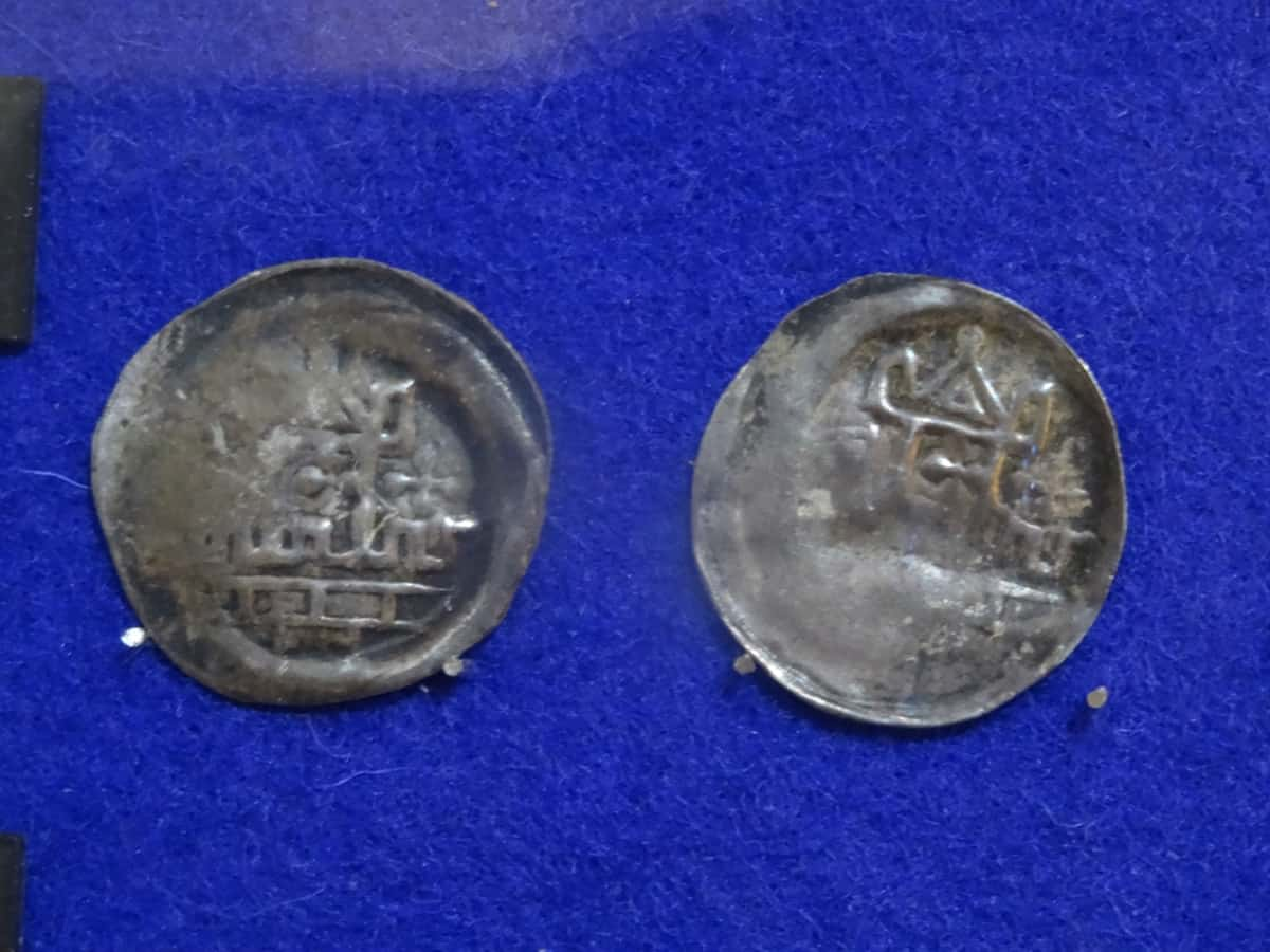 first Estonian coin