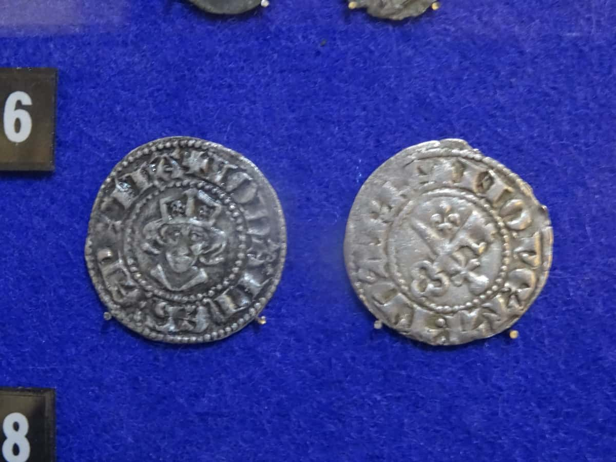 Livonian coin