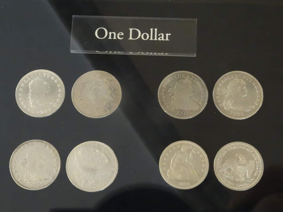 1 dólar 1797