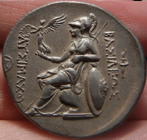 Entrevista a un coleccionista de moneda griega
