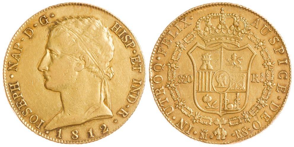 320 reales José I