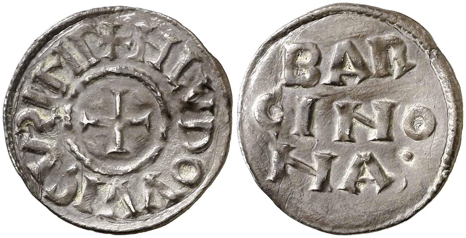 dinero Barcelona Lluís el Pietós