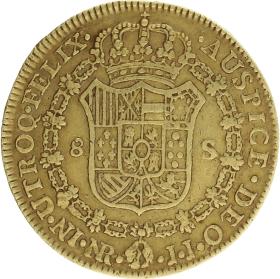 4 escudos Nuevo Reino