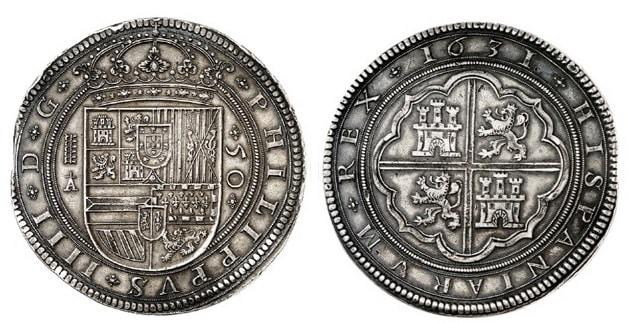 cincuentín 1631