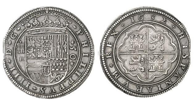 cincuentín 1632
