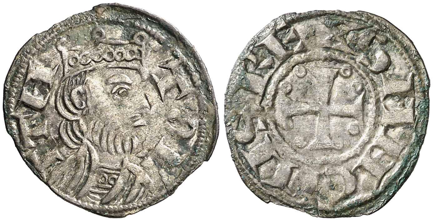dinero Toledo Sancho III