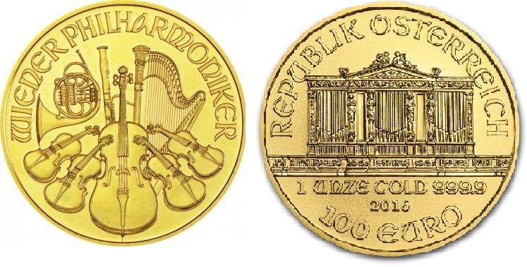 filarmónica oro
