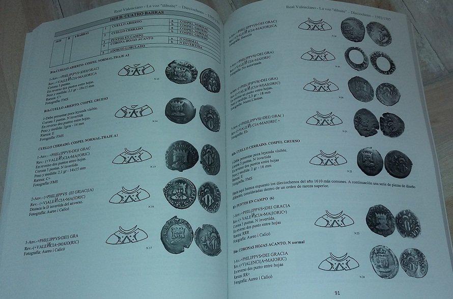 catálogo dieciochenos