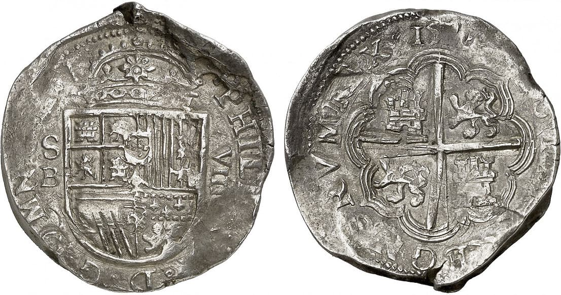 duro sevilla 1597