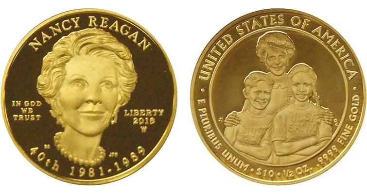 media onza Nancy Reagan