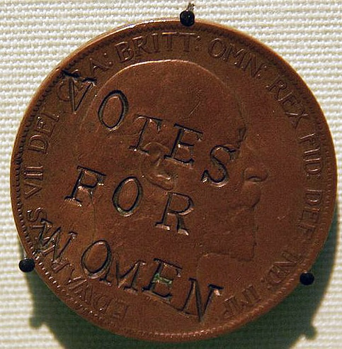 penny VOTES FOR WOMEN