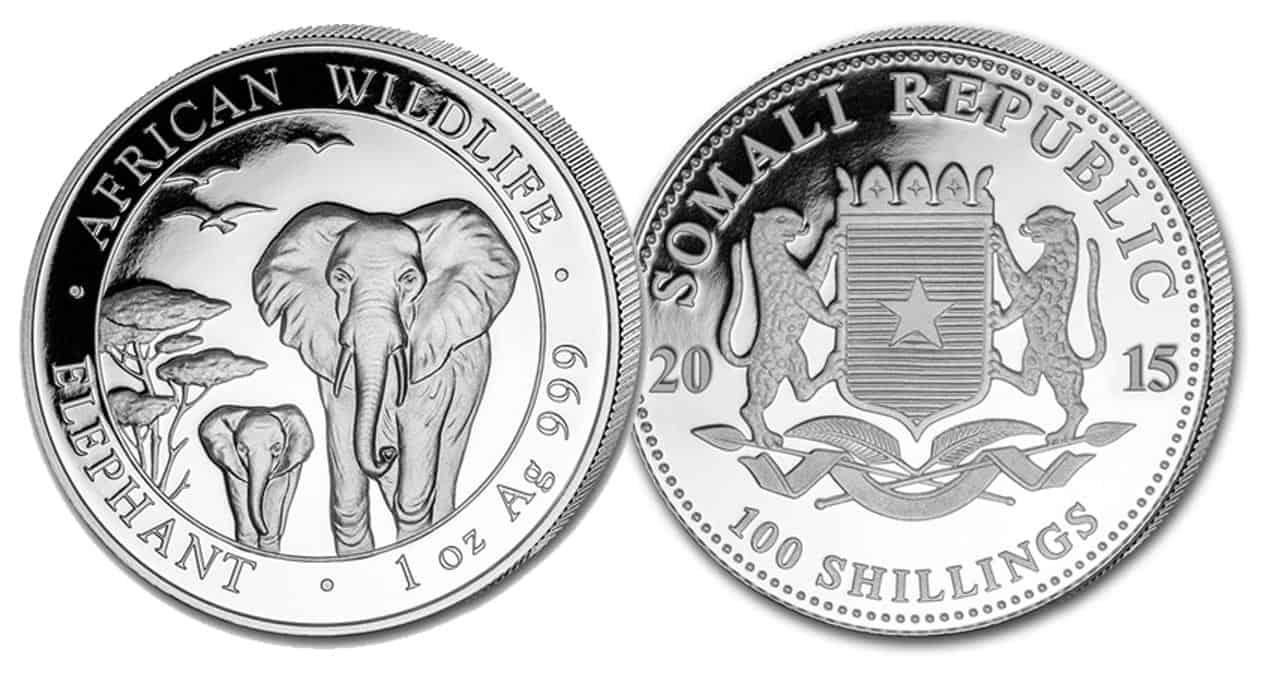 1 onza elefante