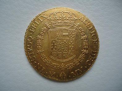 8 escudos México