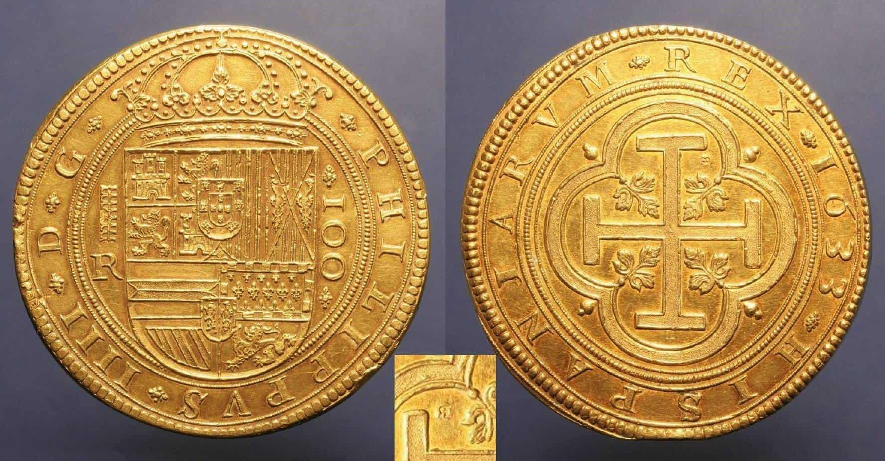 centen Segovia 1633
