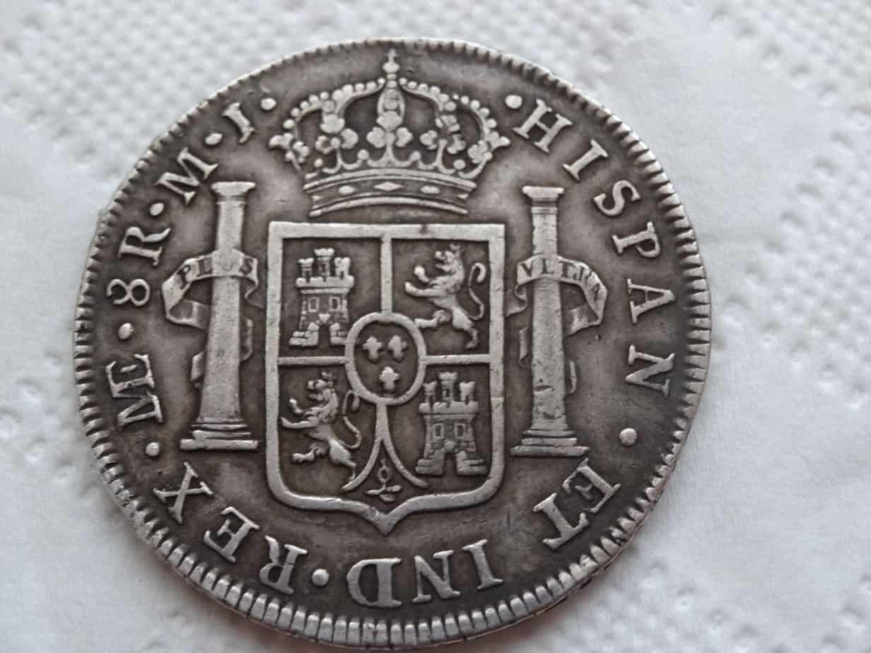 8 reales Carlos III eBay