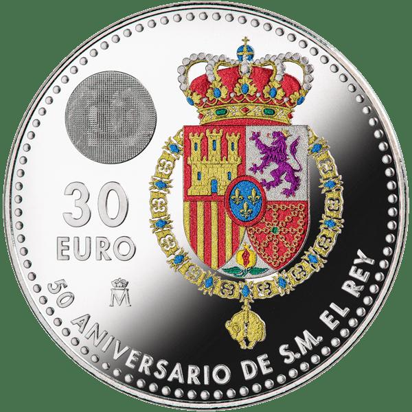 Los 30 euros de 2018 ya están disponibles