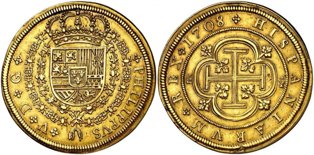 Onza-segoviana-de-1708.-Felipe-V.