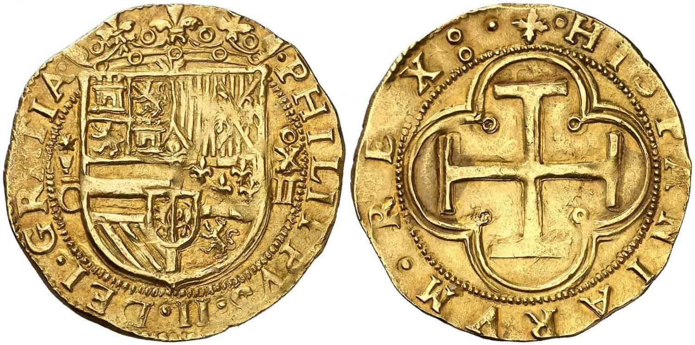 2 escudos de Cuenca de Felipe II