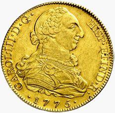 España-Carlos-III-1759-1788.-8-escudos-de-oro-1775-Madrid.
