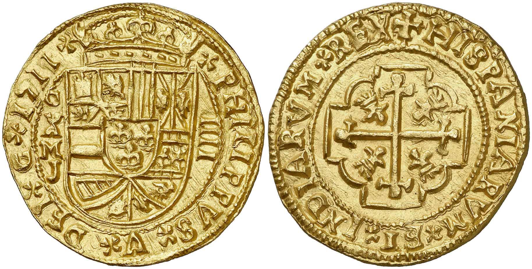 Figura 6: México. J. 4 escudos