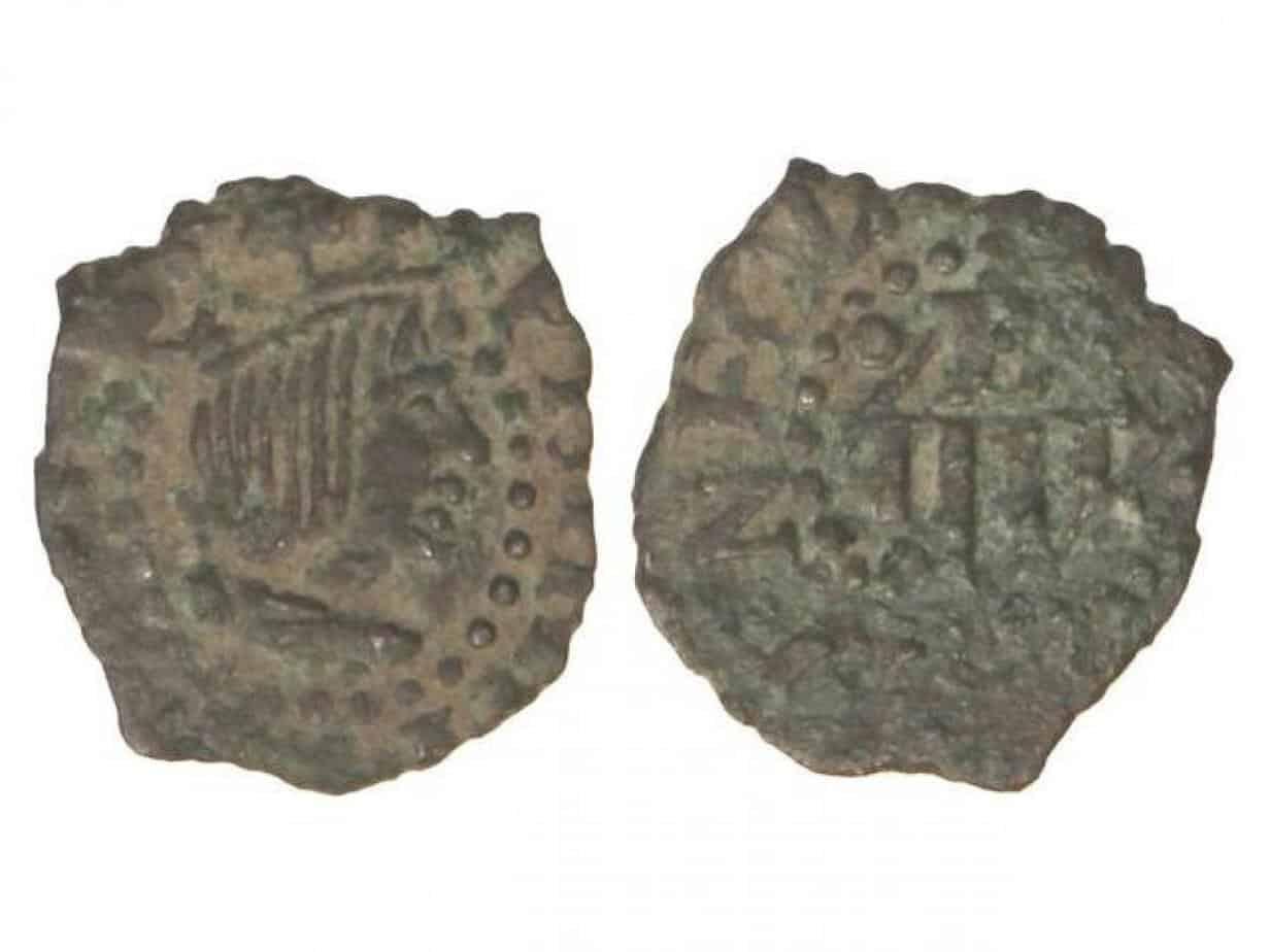 Dinero de Felipe III, Bañolas