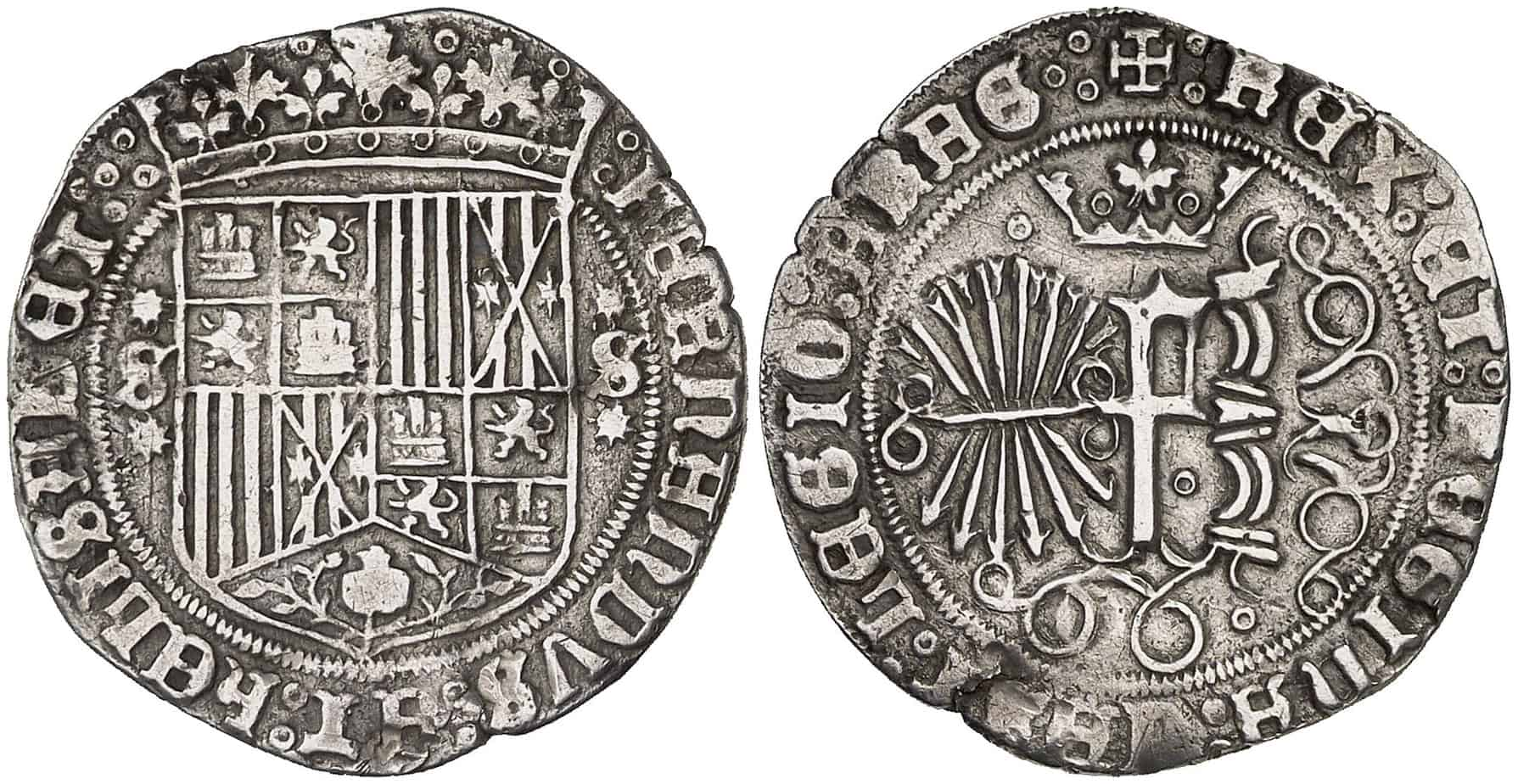 1 real Sevilla Reyes Católicos