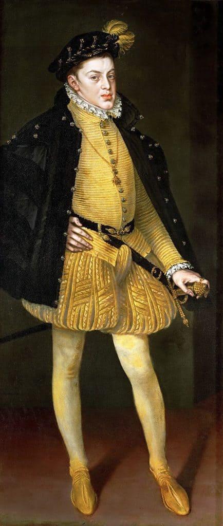 principe don Carlos