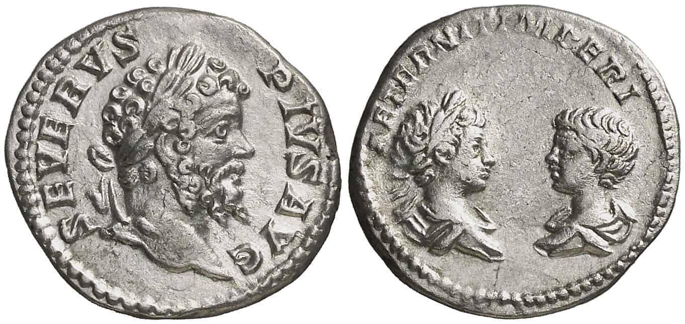 Septimio e hijos