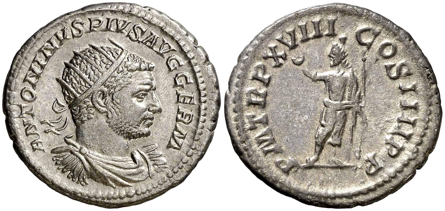 Antoniniano de Caracalla