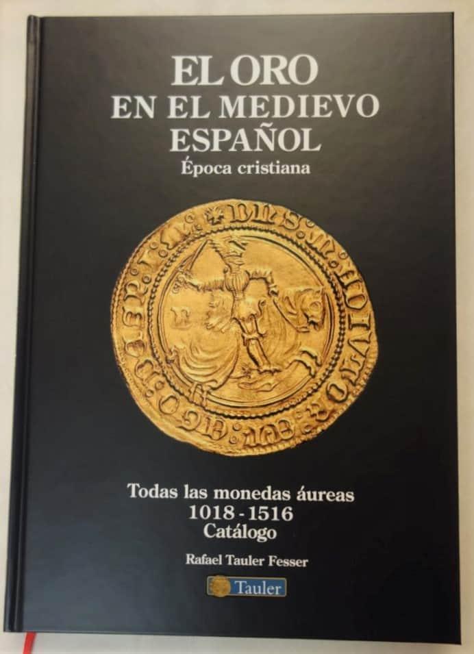 portada el oro en el medioevo español