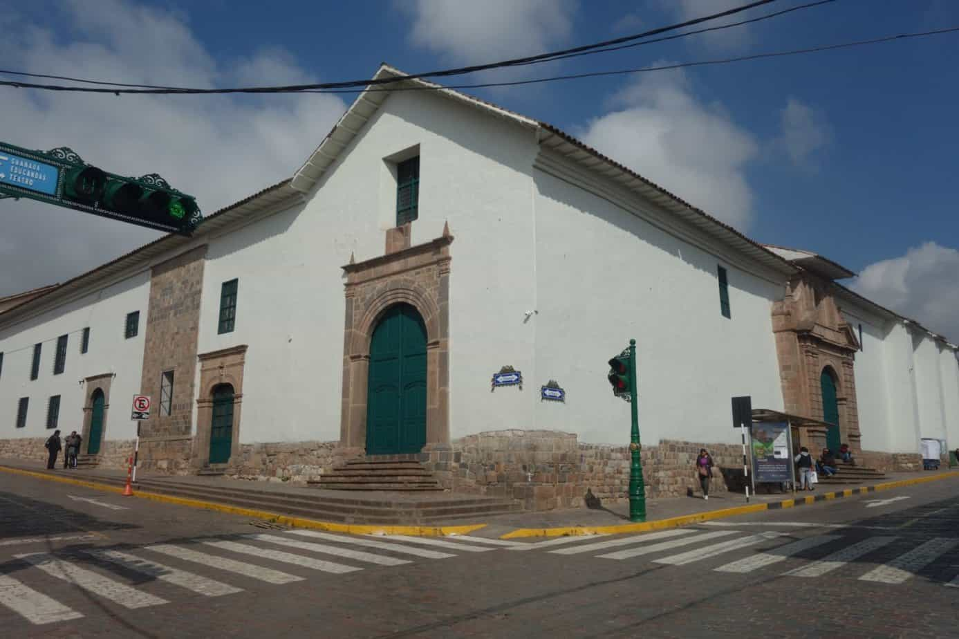 segunda ceca de Cuzco
