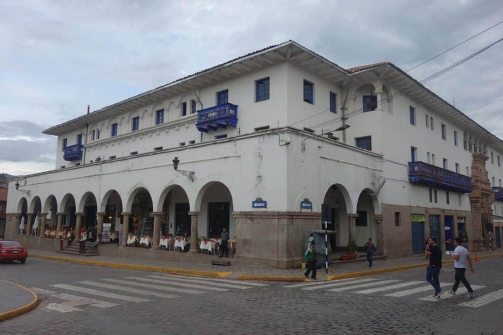 primera ceca de Cuzco