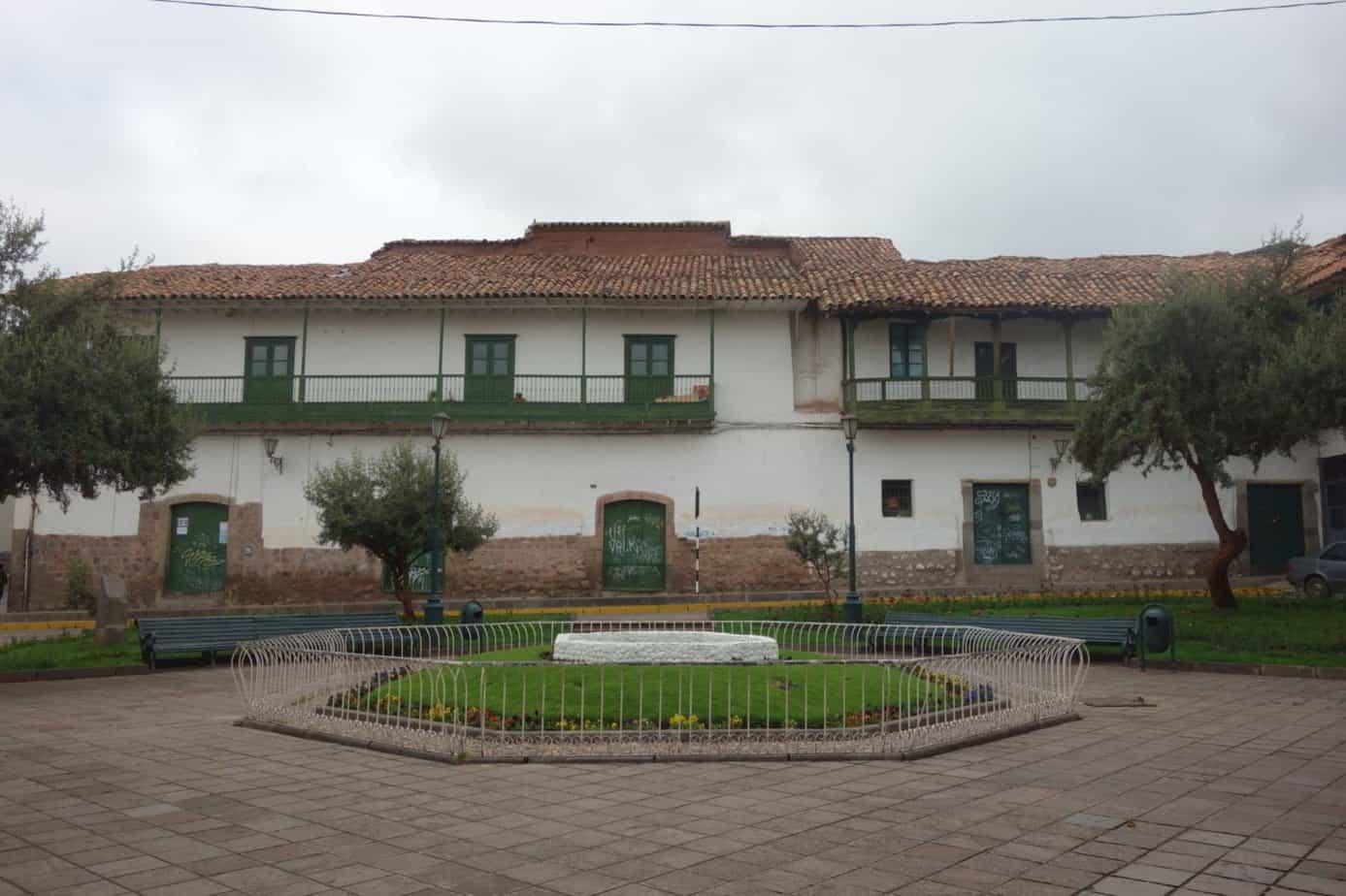 tercera ceca de Cuzco