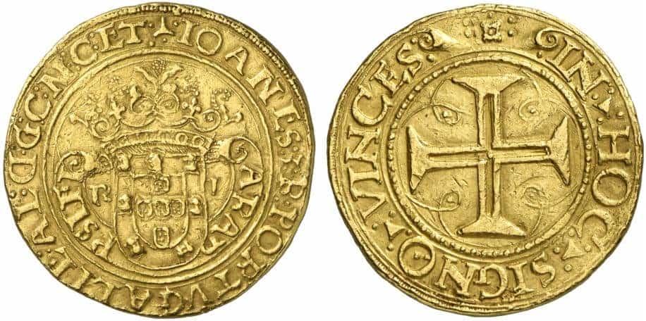 10 cruzados Juan III