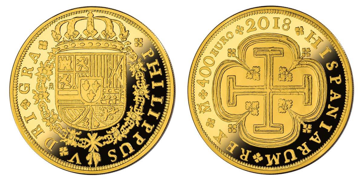 8 escudos FNMT