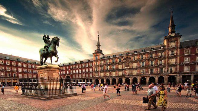 Un paseo por el mercadillo de la Plaza Mayor de Madrid